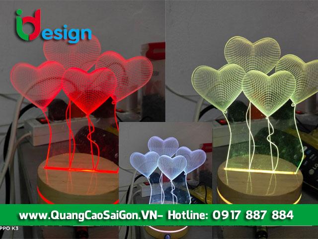 Share File Đèn Ngủ 3D