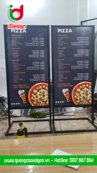 Standee Pizza