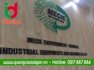 Logo Mica nguyên khối