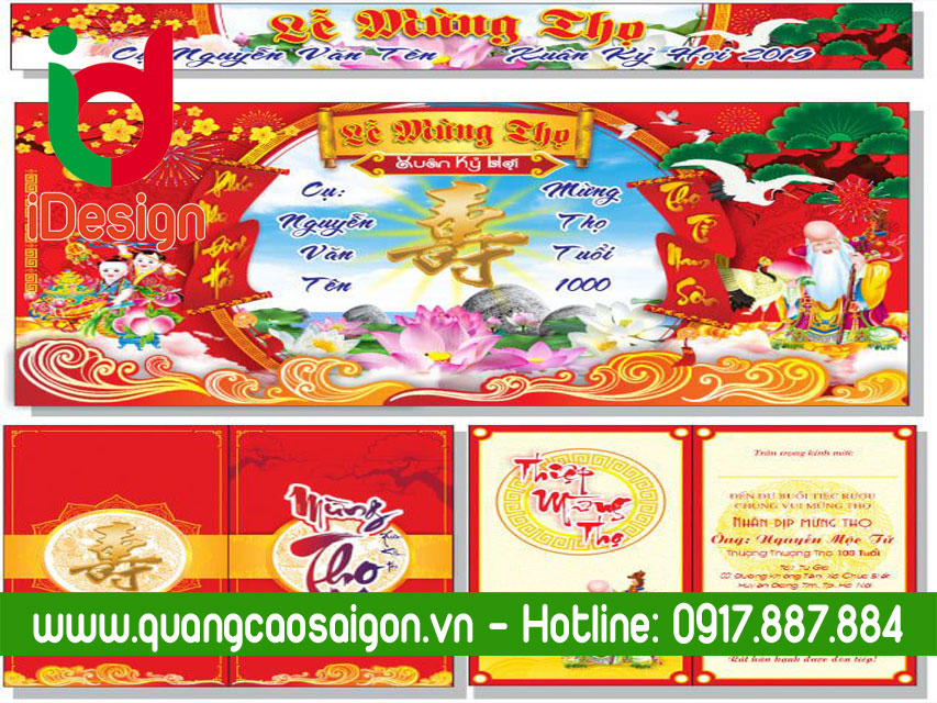 Share File Vector Lễ Mừng Thọ