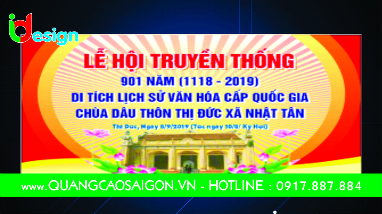 backrop Backdrop hội nghị truyền thống