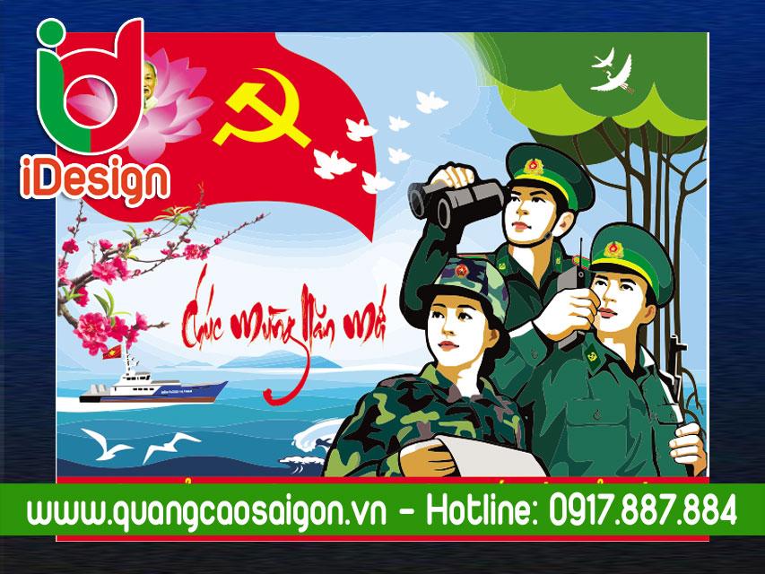 File PSD Mừng Đất Nước Đổi Mới