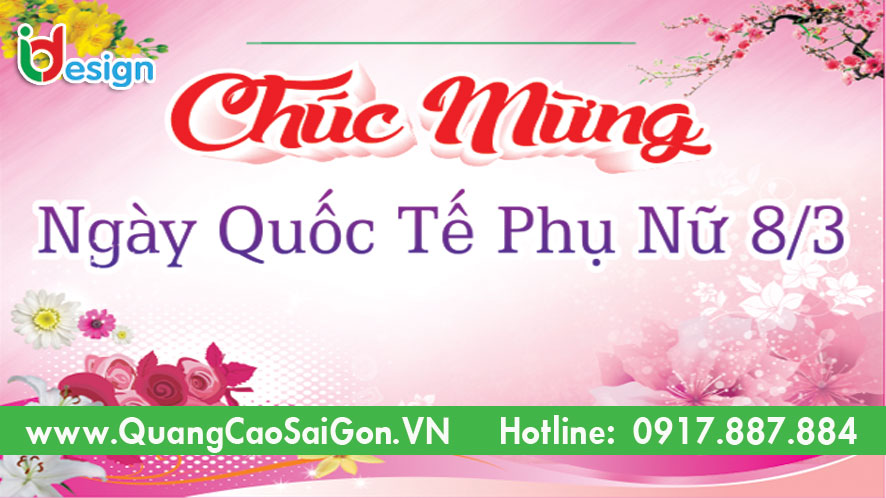 File Vector Backdrop Phông Nền Ngày 8 Tháng 3