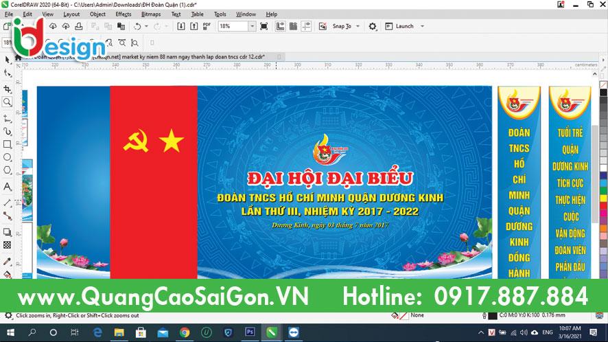 File Vector Ngày Thành lập Đoàn 26-3